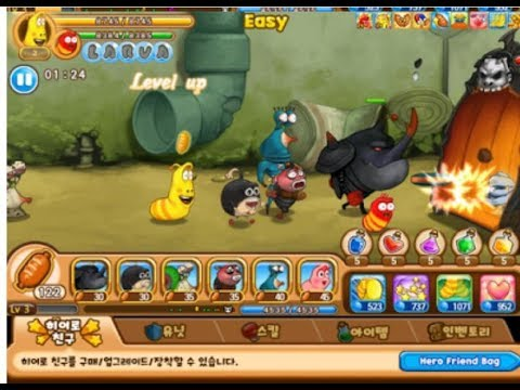game-android-larva-heroes-episode-2-mod-apk-v1.7.6-unlimited-gold-+-candy