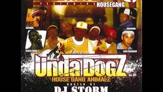 Inspectah Deck Presents - House Gang UndaDogz House Gang Animalz 10304 feat  King Just