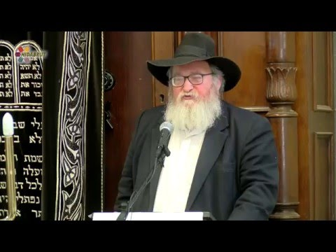 Rabbi Yitzchak Breitowitz - Principles of Outreach