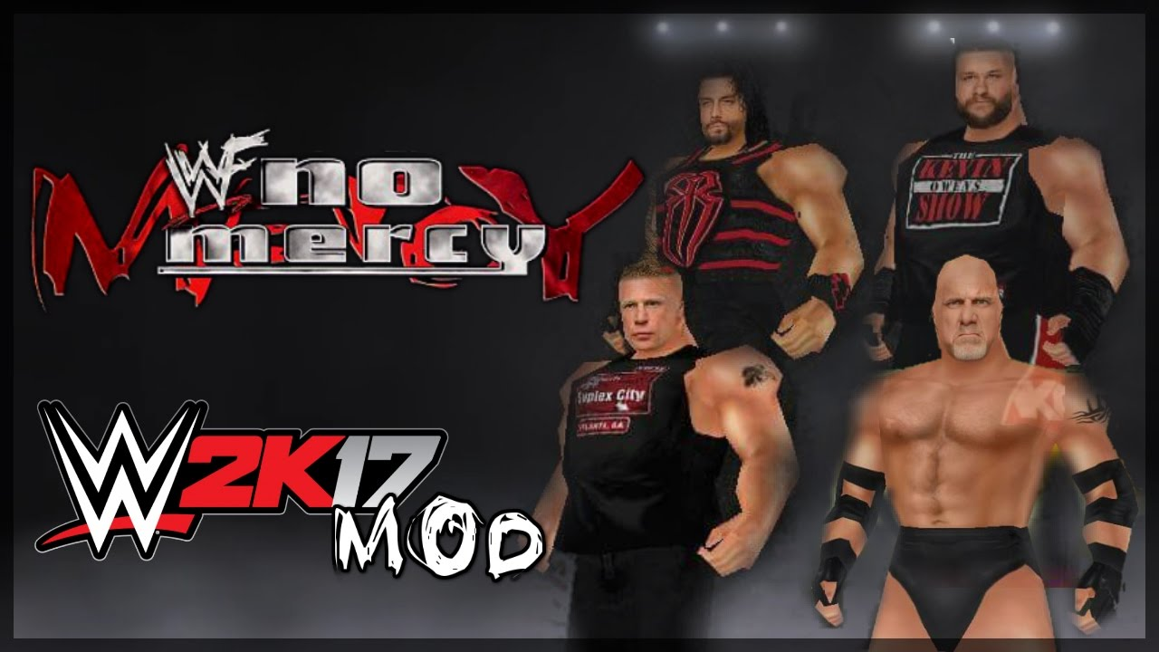 WWF No Mercy 2K17 Mod (Android)