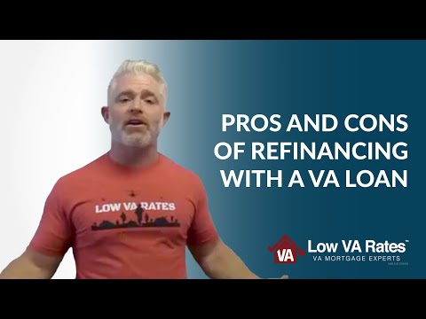 pros-and-cons-of-refinancing-with-a-va-loan