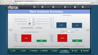 HOW TO Create a Rent Vs. Own Analysis in Mortgage Coach