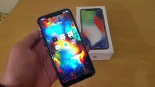 IPHONE X HDC FULLSCREEN 4G, SUDAH WIRELLES CHARGING & FACE ID (Review Alakadarnya)