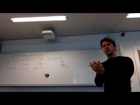 Nuclear and Elementary Particles, Week 4 Lecture, 26th of Sep. 17.