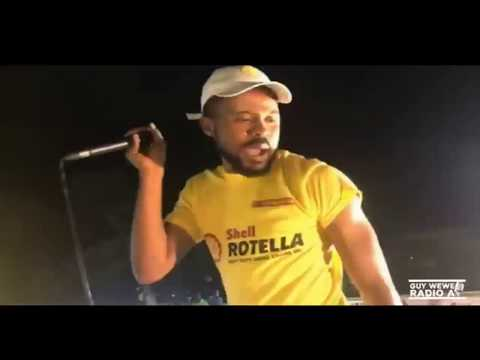 Roody Roodboy Live -  Kanaval Nasyonal 2018 [Champs de Mars ]  Live 12 Fevriye 2018