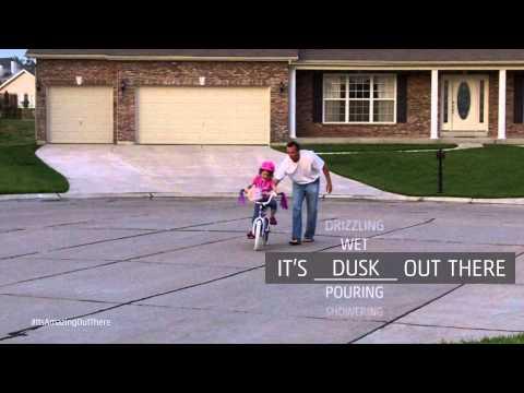 Dusk + Brand New + Perfect = #ItsAmazingOutThere