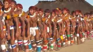 Repeat youtube video Aldeia kamaiurá territorio Xingu -Julho de 2011.