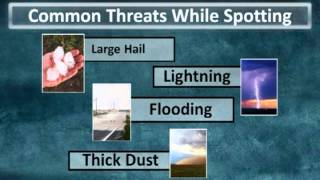 Nws Lubbock Skywarn Training (part 5 Of 5) - Reporting And Staying Safe