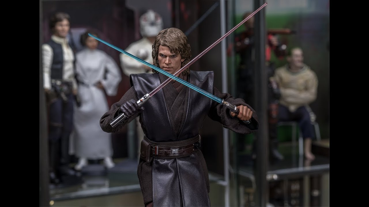 Hot Toys Anakin Skywalker 1/6 Scale Figure Review (4K