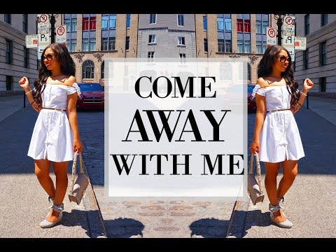 COME AWAY WITH ME + LUX SHOPPING VLOG AT CHANEL & DIOR
