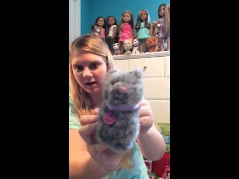 Opening American Girl Pet Praline