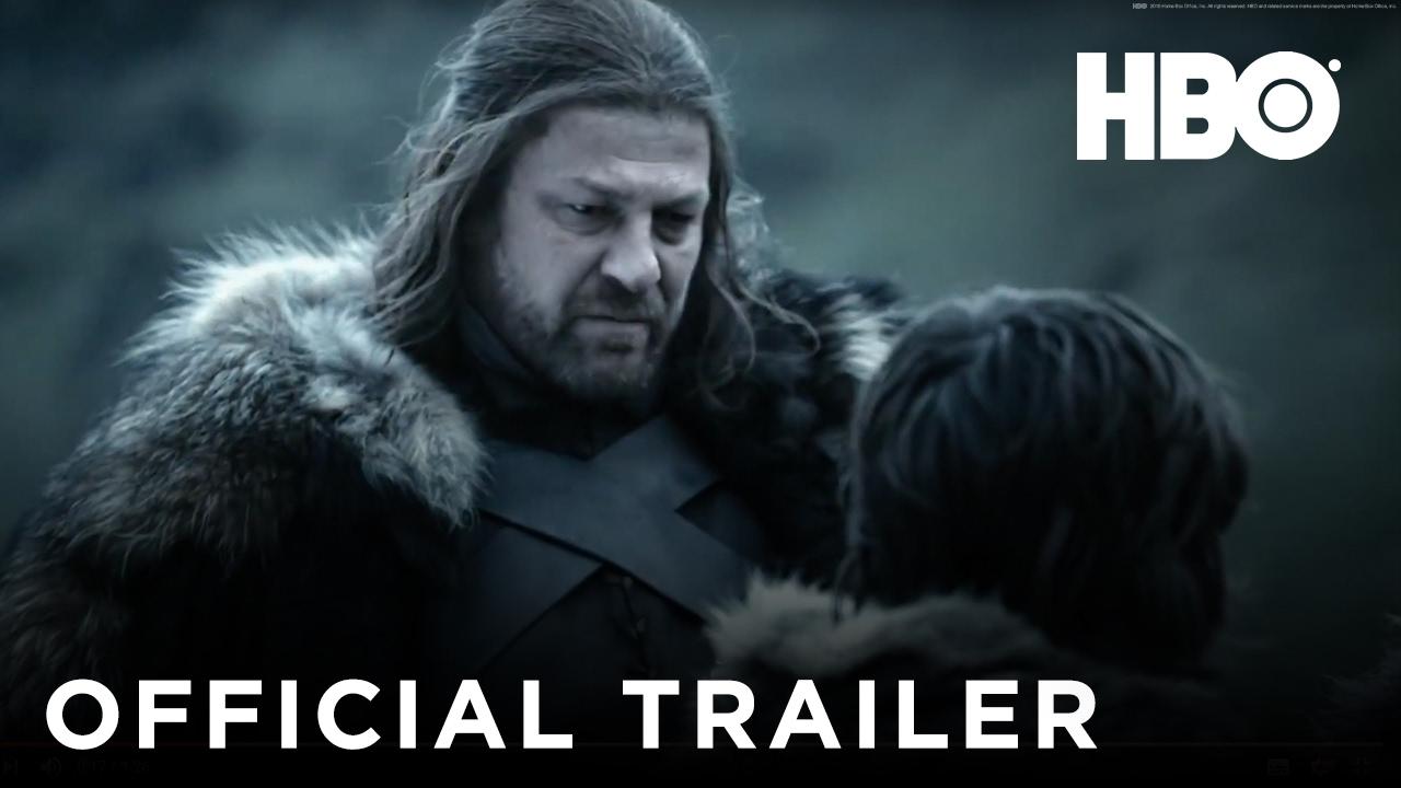 Game Of Thrones Season 1 Trailer Youtube