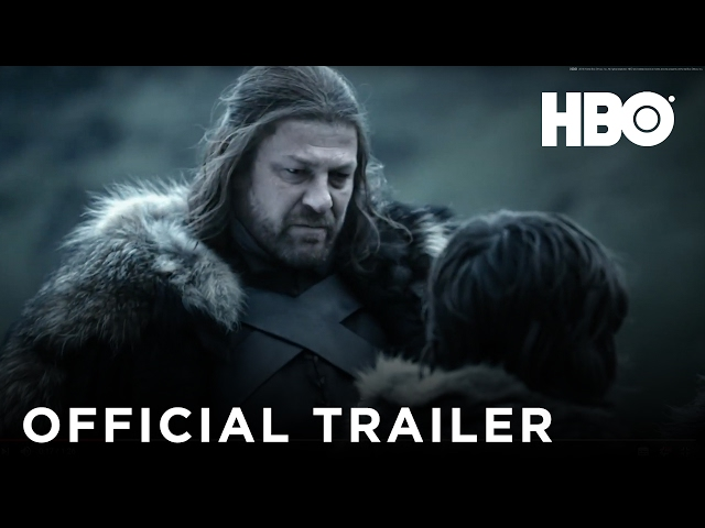 Game of Thrones trailer stream