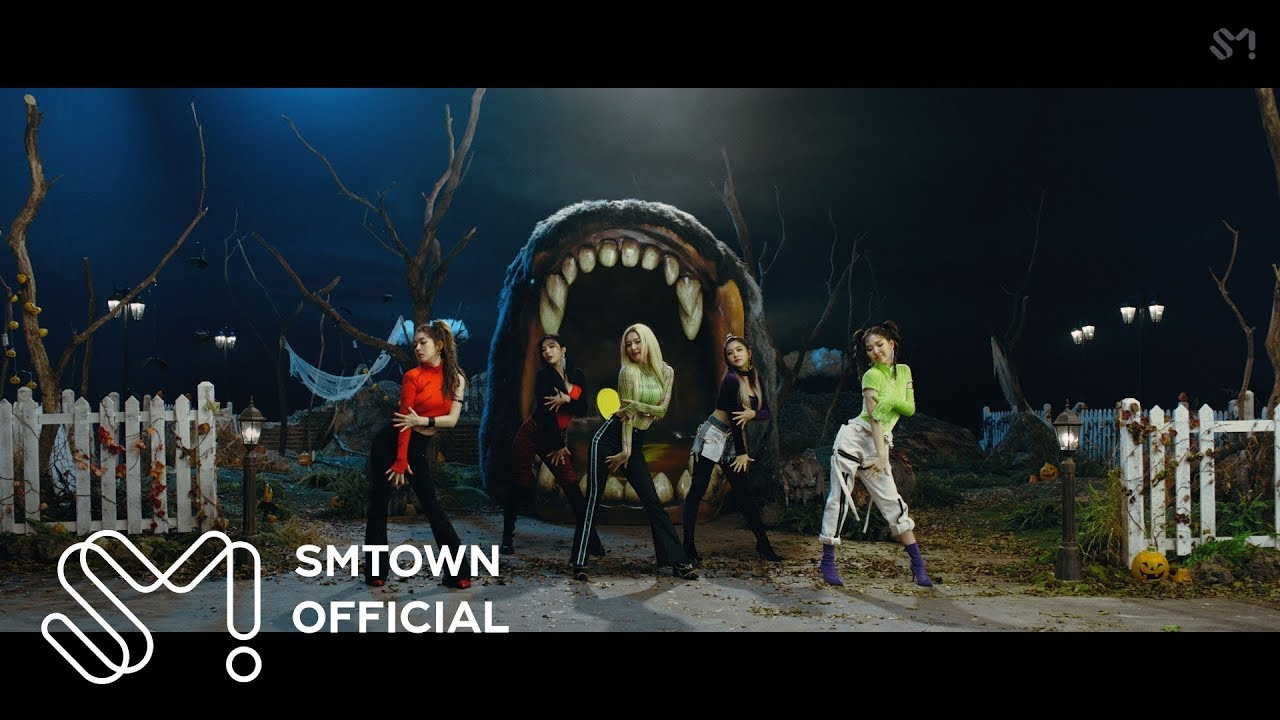 Red Velvet – Rbb Really Bad Boy