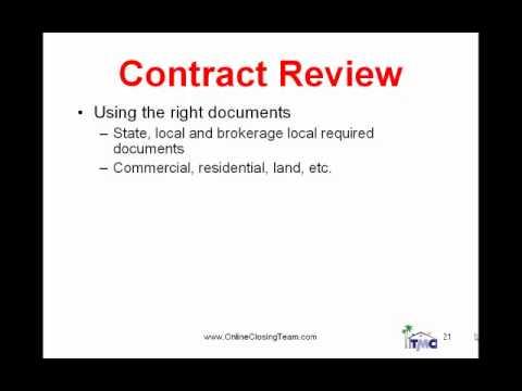 Virtual Transaction Coordinator for Real Estate Investors