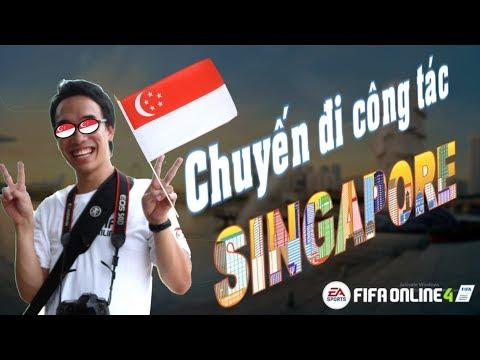 Vlog #1: Chương trình Influencer FO4 - Singapore