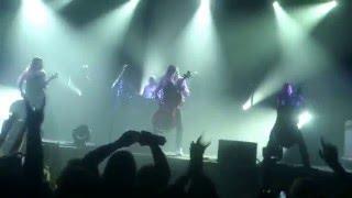 Apocalyptica Live In Kiev 1.12.2015