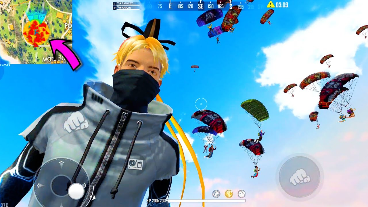 Solo vs Squad Amazing Gameplay | Garena Free Fire King Of Factory Fist Fight PK GAMERS Factory Fight