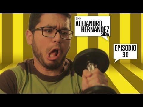 Los gimnasios / Fórmulas para crear una canción de Pitbull (The Alejandro Hernández Show 30)