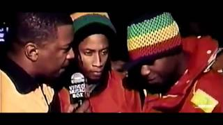 O.G.C. /  Smif-n-Wessun / Heltah Skeltah - Throwback Interview [1996]