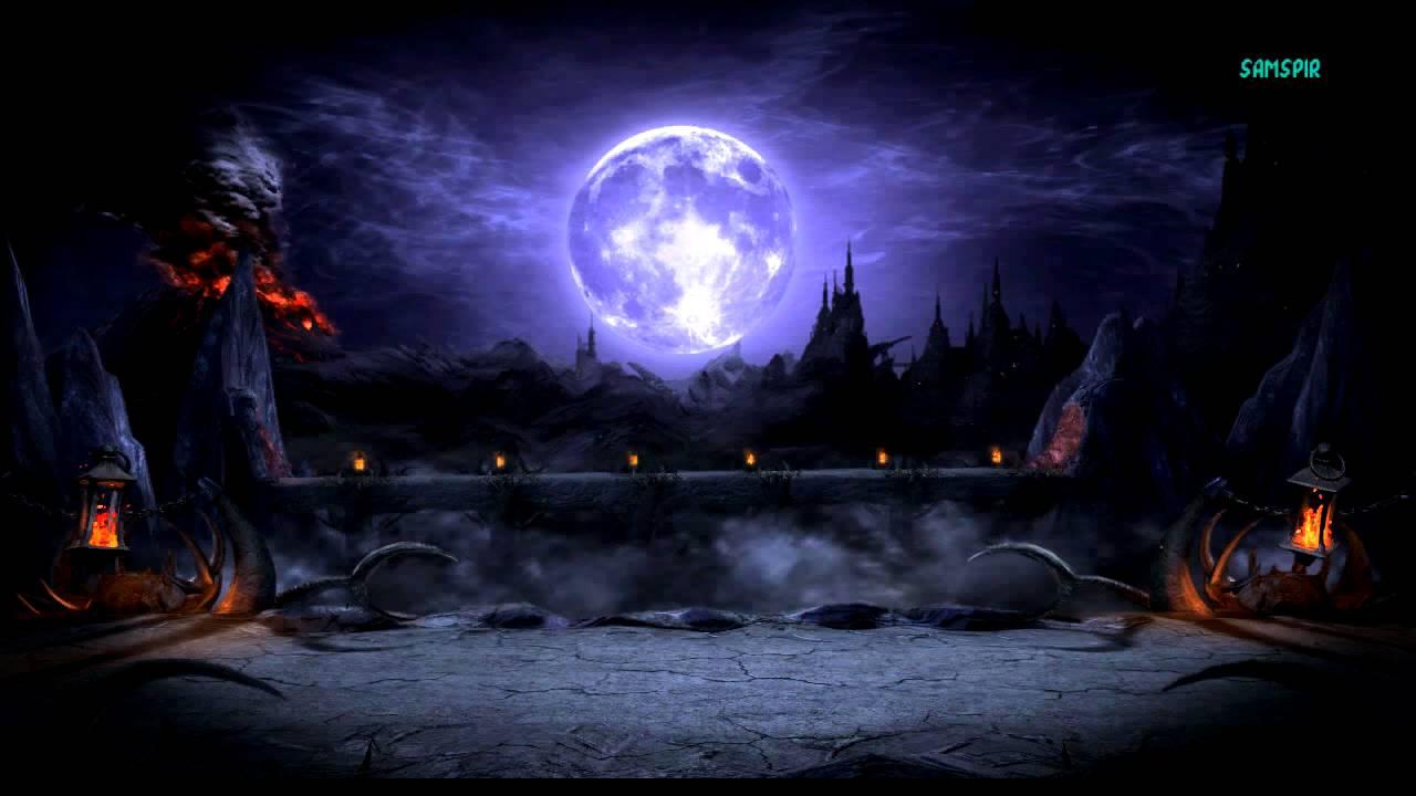 mortal kombat 9 2011 soundtrack 04 the pit night youtube