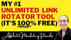 My #1 Recommended Free Unlimited Link Rotator Tool
