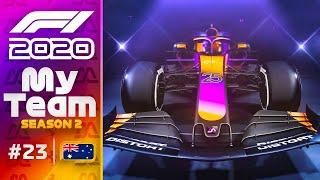 F1 2020 Career Mode Part 23: $30,000,000 Team Upgrades for Season 2