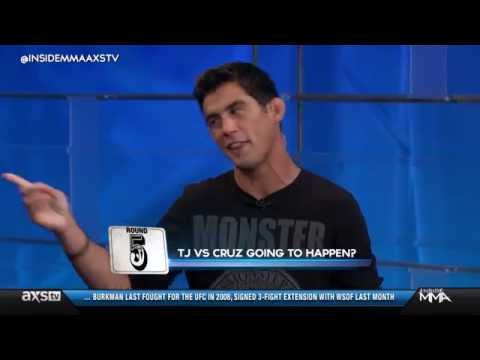 Dominick Cruz on How T.J. Dillashaw Can Beat Him