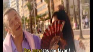 Tomtesterom - Tom Waes - Dos Cervezas Por Favor - Karaoke versie