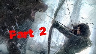 Rise of the Tomb Raider #2 PS4