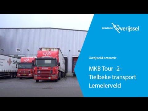 MKB Tour -2-  Tielbeke transport Lemelerveld