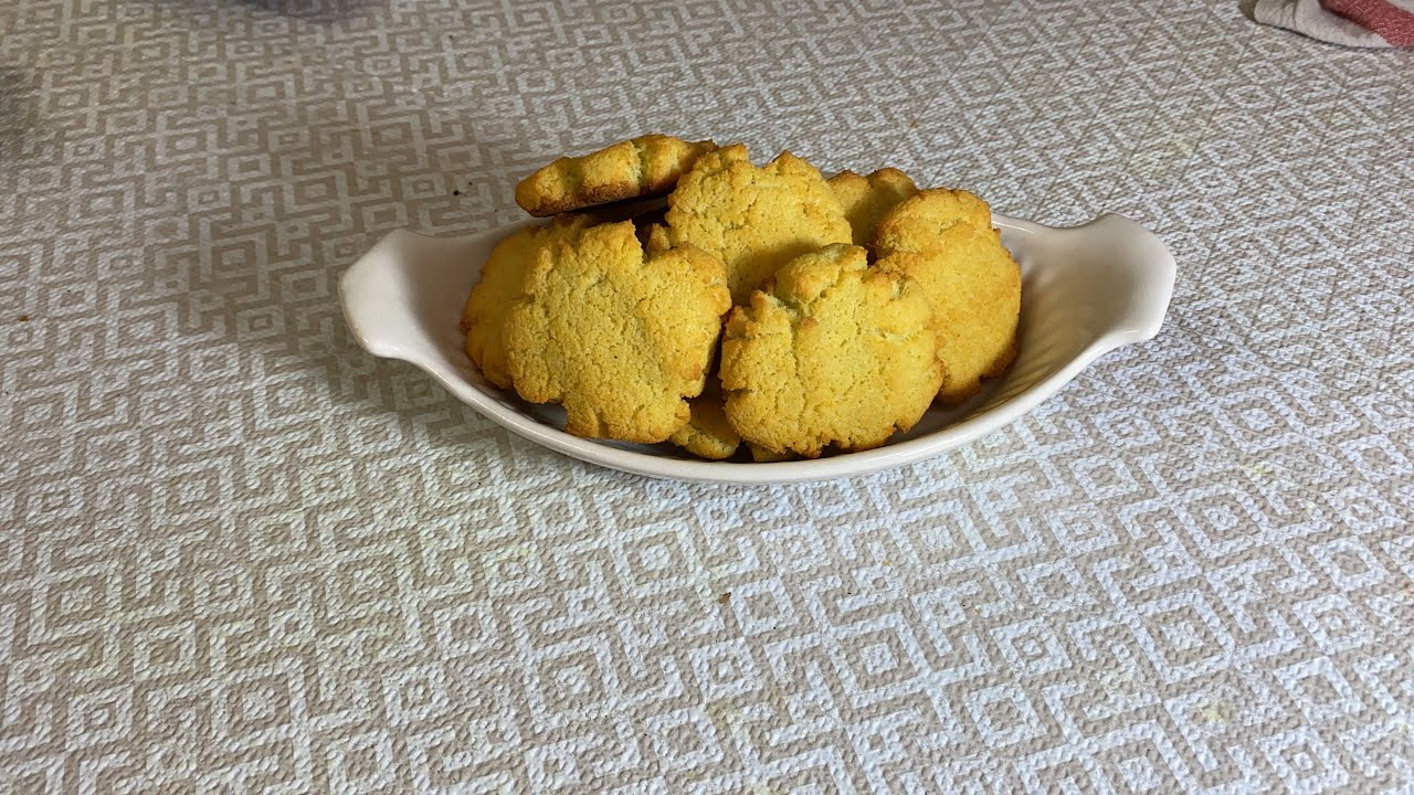 Coconut flour cookies, Keto Diet and good for Diabetics