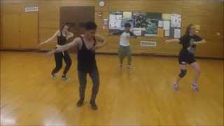 Open Hip Hop Class – So High | ODA