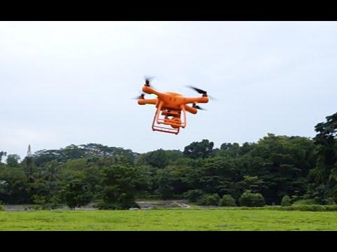 Wingsland Minivet FPV Quadcopter, Part 2/3 – Tes…