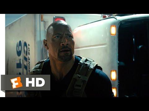 Furious 7 (7/10) Movie CLIP - I Am the Cavalry (2015) HD