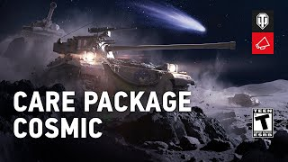 Twitch Prime: Care Package Cosmic [World of Tanks]