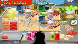 Burger Island Level 37 ~ 39