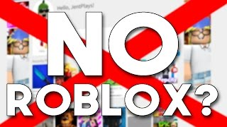 WHAT IF ROBLOX WAS NEVER MADE?