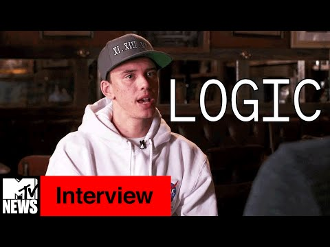 Logic on His New Album, Emails from Rick Rubin & If He