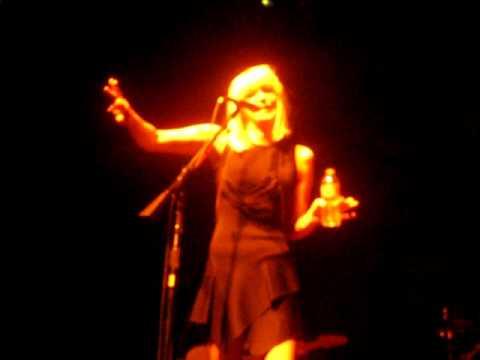 Courtney Love talks about Melissa & Teenage Whore in Houston 7/6/10