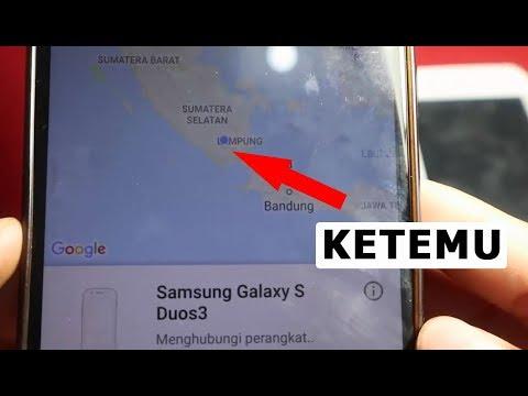 Cara Mencari Hp Yang Hilang dengan Email, IMEI, GPS