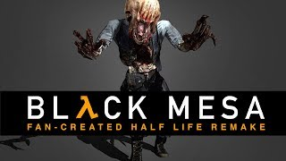 Half-Life BLACK MESA // Fan Created Remake // Improved Graphics & Code // Live Stream Gameplay