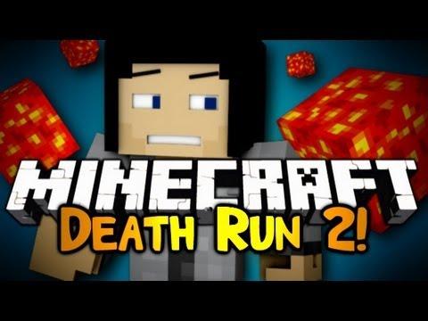Minecraft: Mini Game: Death Run! #2