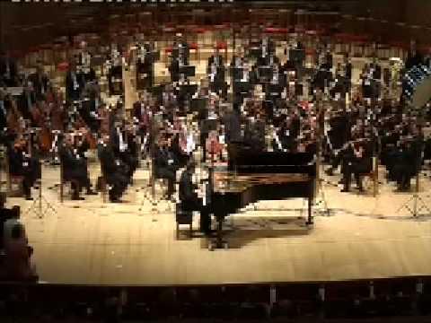 Daniel Pollack: Rachmaninoff Piano Concerto No. 2