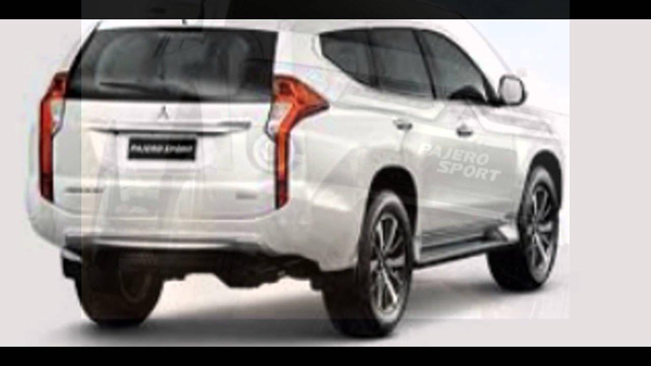 Montero Sport 2018 Philippines >> 2016 Mitsubishi Pajero Sport White Pearl - YouTube