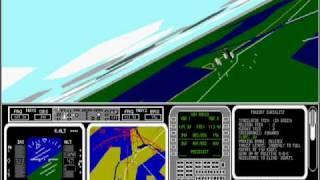 Microsoft Flight Simulator 4.0 for IBM PC (DOS)