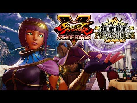 Friday Night Fisticuffs - Street Fighter V: Arcade Edition
