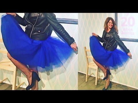 Hazte la falda de Sarah Jessica Parker