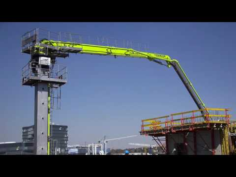 Zoomlion Placing Boom South Africa | Bates Group