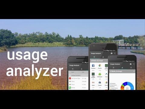 Usage Analyzer: Track app usage